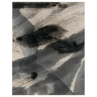 230×178 リフトグランド 墨(雁皮刷)
